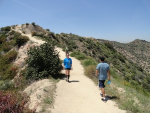 Griffith Park Trail Run